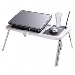 аксессуар для ноутбука E-Table (столик с охладителем)