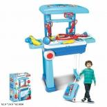 игрушки для девочек Набор доктора Наша Игрушка в чемодане (008-925)