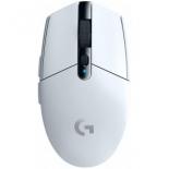мышь Logitech G305 Lighspeed, белая