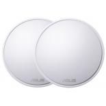 роутер Wi-Fi Точка доступа Asus Lyra Mini MAP-AC1300 2-PK