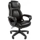 кресло офисное Chairman 432 (7014855),  чёрное