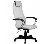 компьютерное кресло Метта BР-8 PL № 21, серая сетка , металлические подлокотники