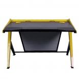 игровой стол DXRacer Gaming Desk GD/1000/NY, черный/желтый
