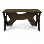игровой стол Generic Comfort Gamer2/NC, черно-коричневый
