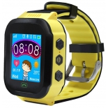 Умные часы Ginzzu GZ-502, желтые