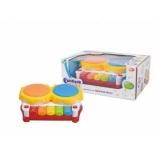 музыкальная игрушка Наша Игрушка Детское пианино Оркестр (N2200)  свет, звук