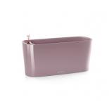 кашпо Lechuza Дельта 20 Фиолетовое-пастельное 15572 с системой полива