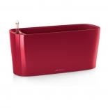 кашпо Lechuza Дельта 20 Красный 15579 с системой полива