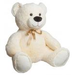 игрушка мягкая Fancy Медведь Мика, белый