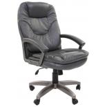 кресло офисное Chairman 668 LT серое