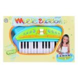 электропианино (синтезатор) Наша Игрушка Music Station, 25 клавиш, Б48719