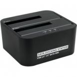 корпус для жесткого диска AgeStar 3UBT6-6G черный