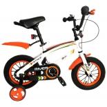 велосипед RiverBike Q-12, оранжевый