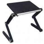 подставка для ноутбука Столик Т3 черный