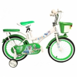 велосипед RiverBike S-16, зеленый