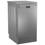 Посудомоечная машина Beko DFS 05W13 S, серебристая