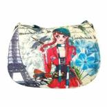 сумка Наша Игрушка Лето в Париже (635843) 16х13 см