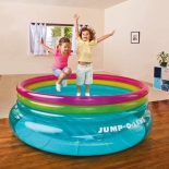 батут детский Intex JUMP-O-LENE 48267 (батут-бассейн-сухой бассейн)