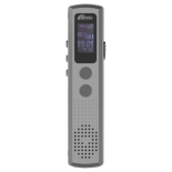 диктофон Ritmix RR-120 4Gb, серебристый