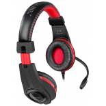 гарнитура для ПК Speedlink Legatos Stereo Gaming Headset, черная