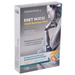 программное обеспечение ESET NOD32 SMALL Business Pack newsale for 10 user