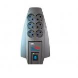 сетевой фильтр Pilot X - Pro 3м, серый