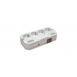 сетевой фильтр Most СHV, 2м, (6 розеток) белый