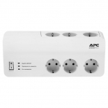 сетевой фильтр APC PM6 - RS, белый