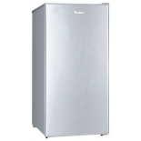 холодильник Tesler RC-95 Silver, серебристый