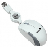 мышка Genius Micro Traveler, Белая