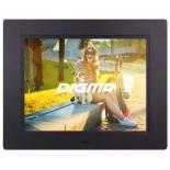 цифровая фоторамка Digma PF-833, черная