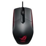 мышка Asus ROG Sica USB, черная
