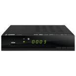 ресивер Telefunken TF-DVBT206, черный