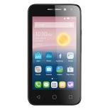 смартфон Alcatel Pixi 4 4034D 4Gb розовый/черный