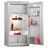 холодильник Pozis Свияга-404-1, серебристый металлопластик