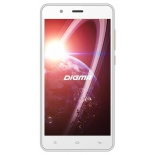 смартфон Digma Linx C500 3G 4Gb, белый