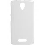 чехол для смартфона SkinBOX Shield silicone для Lenovo Vibe P1, прозрачный