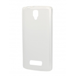 чехол для смартфона SkinBOX Slim silicone для Lenovo A2010, прозрачный