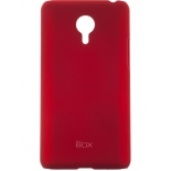 чехол для смартфона SkinBOX для Meizu M3 Note Shield case 4People, красный