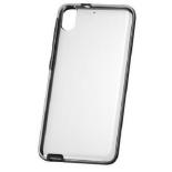 чехол для смартфона HTC Desire 626 Clear black (HC C1090) черный
