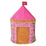 Развивающий домик-палатка Наша Игрушка Замок принцессы (M7128) с сумкой, купить за 1 785руб.