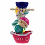 игрушка для купания Наша Игрушка Пиратская мельница (200278070)