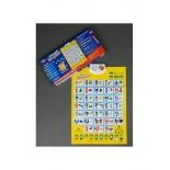 детский плакат Азбука Наша Игрушка Говорящий Букваренок (7002)