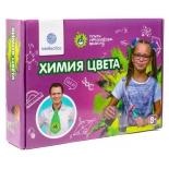 набор для научных экспериментов Intellectico с профессором Николя Химия цвета 825 (опыты)
