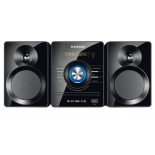 музыкальный центр Hyundai H-MS240, черный