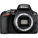 цифровой фотоаппарат Nikon D3500 KIT (AF-P 18-55mm VR), черный