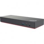 док-станция для ноутбука Lenovo ThinkPad Thunderbolt 3 Workstation Dock (40AN0230EU)