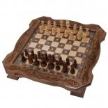 шахматы Avetyan в ларце 40 (резные от 6 лет)