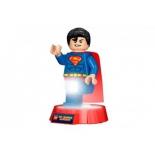 ночник для детской Lego Superman, фонарик