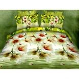 комплект постельного белья ЭГО Э-2037-02 Настроение , 2-х сп., полисатин, нав.2*70х70